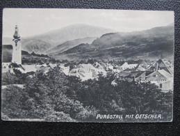 AK Purgstall An Der Erlauf B.Scheibbs Ca.1915 /// D*16401 - Purgstall An Der Erlauf