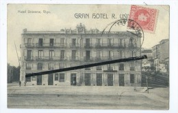 CPA - Hôtel Universe,Vigo - Altri