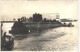 Photo Ancienne - Lancement Du Sous-marin Lanceur D´engins Provence - 7 Juillet 1979 - Boten