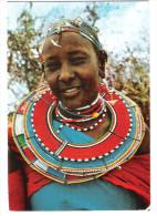 Kenya - Kenia - Masai Woman - 2x Nice Stamps - Kenia