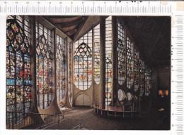 ROUEN   -   VItraux  De L Eglise  SAINTE JEANNE  D  ARC - Rouen