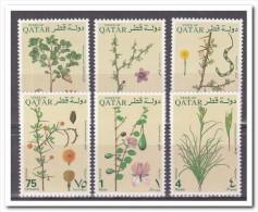 Qatar 1991, Postfris MNH, Flowers, Plants - Qatar