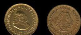 SOUTH AFRICA 1964 Jan Van Riebeeck 1/2 Cent KM56 - Zuid-Afrika
