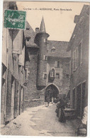 CPA Uzerche, Porte Barachaude (pk18727) - Ussel