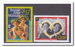 Polynesië 1999, Postfris MNH, Music, Children - Nuevos