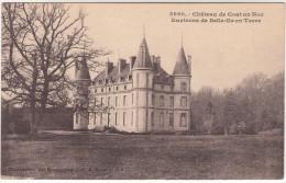 CPA Château De Goat En Noz, Envirrons De Belle Ile En Terre (pk18760) - France