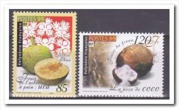 Polynesië 1990, Postfris MNH, Fruit - Ongebruikt