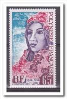 Polynesië 1974, Postfris MNH, Flowers, Woman - Ongebruikt