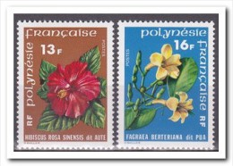 Polynesië 1978, Postfris MNH, Flowers - Frans-Polynesië