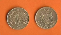 NAMIBIA 1993 10 Cent  KM2 - Namibië