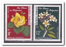 Polynesië 1977, Postfris MNH, Flowers - Ongebruikt