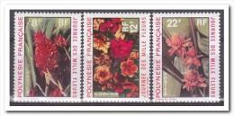 Polynesië 1971, Postfris MNH, Flowers - Ongebruikt