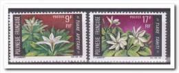 Polynesië 1969, Postfris MNH, Flowers - Ongebruikt