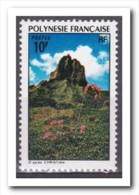 Polynesië 1974, Postfris MNH, Plants, Mountain - Frans-Polynesië