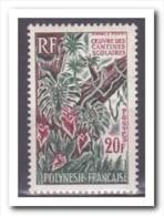 Polynesië 1965, Postfris MNH, Plants - Ongebruikt