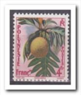 Polynesië 1959, Postfris MNH, Plants, Fruit - Frans-Polynesië