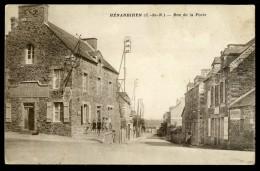Cpa Du 22 Hénanbihen - Rue De La Poste    MAI15 10 - Lamballe