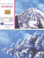 PHONECARDS ROMANIA 2000, WINTER - Romania