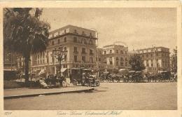 Il Cairo(Egitto)-Grand Continental Hotel - Cairo