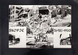 SKOPJE, EARTHQUAKE @ - Bâtiments & Architecture