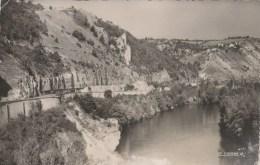 CAZOULES     LE PAS  DU RAYSSE 1957  FORMAT CPA - Sonstige Gemeinden