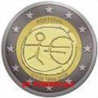 VF MOEDAS DE 2 EUROS DE PORTUGAL CC E M U 2009 - Portogallo