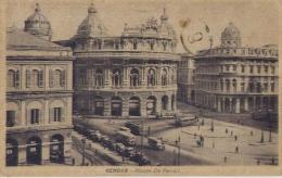 Genova - Piazza De Ferrari - Formato Piccolo Viaggiata - Genova (Genoa)