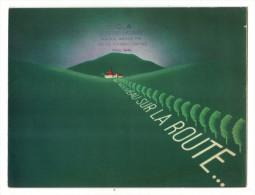Revue: Du Nouveau Sur La Route, La Nouvelle Simca 8, Berline Grand Luxe, Cabriolet Decapotable, Licence Fiat (15-2039) - Auto