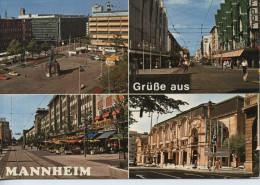 Grüsse Aus Mannheim Mehrsicht - Versand - Souvenir De...