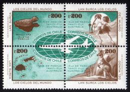 1974 - Chile - Sc. 452 - MNH - Chile