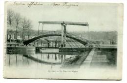 CPA  45  :  BRIARE Le Pont Rialto Carte Précurseur  1903    VOIR   DESCRIPTIF  §§§ - Briare