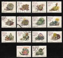 RSA 1988 - Sukkulenten / Lebende Steine - 14 Werte - Sukkulenten