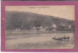 54.- MARRACHE .- La Moselle Et Les Roches - Frankreich