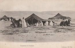 MAROC - CAMPEMENT DE NOMADES - Altri