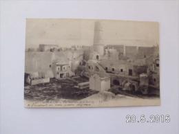 Monastir. - Vue Intérieur De La Casbah. (30 - 3 - 1906) - Tunesien