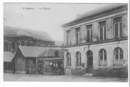 Saint-Saulve (59) - La Mairie. Bon état, A Circulé. - Other Municipalities