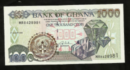 GHANA - BANK Of GHANA - 1000 CEDIS (4 August 2003) - Ghana