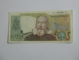 2000  Duemila LIRE   - ITALIE  - Banca D´Italia 1976   **** EN ACHAT IMMEDIAT **** Billet Quasi Neuf !!!!!! - [ 2] 1946-… : République