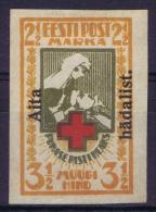 Estland:  Mi Nr 46 B  Not Used (*) 1923 - Estonie
