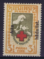 Estland:  Mi Nr 46 A Not Used (*) 1923 - Estland