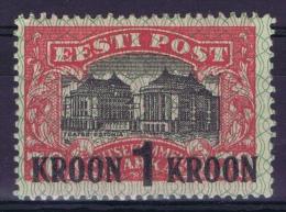 Estland:  Mi Nr 87 MH/* 1930 - Estonie