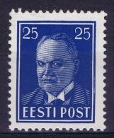 Estland:  Mi Nr 135 MNH/**  1938 - Estland