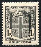 FRANCE 1941 - Yv. 531 *   Cote= 2,00 EUR - Armoiries : Clermont-Ferrand ..Réf.FRA27433 - France