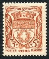 FRANCE 1941 - Yv. 535 **   Cote= 3,40 EUR - Armoiries : Reims ..Réf.FRA27454 - France