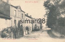 MARTIGNY-LES-BAINS - N° 10711 - RUE JULES FERRY - Autres Communes