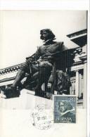 Spanien/España, Ersttagsbrief-Ersttagsansichtskarte/FDC-FDCard, III Centenario De Velazques - 1961, Siehe Scan + *) - FDC