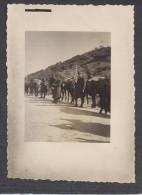 9634-MILITARI-VAJZA-ALBANIA-1941-FOTO - Guerra, Militari