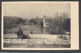 9636-MILITARI-BUCAREST(ROMANIA)-PARCO CAROL-1942-FP - Guerra 1939-45