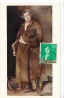 Spanien/España, Ersttagsbrief-Ersttagsansichtskarte/FDC-FDCard, Esopo/Velazquez - 1959, Siehe Scan + *) - FDC