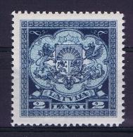 Latvia Lettland: Mi Nr  176 MH/*  1929 - Lettland